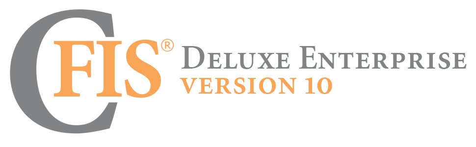 CFIS Deluxe Enterprise Version 10