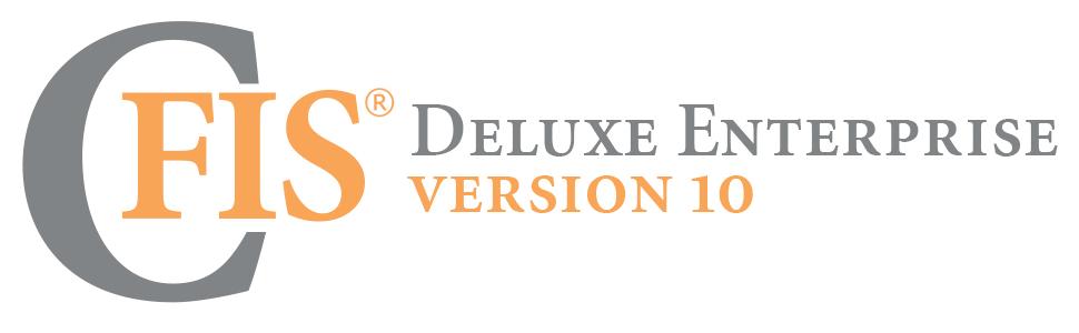 CFIS Deluxe Enterprise Version 10